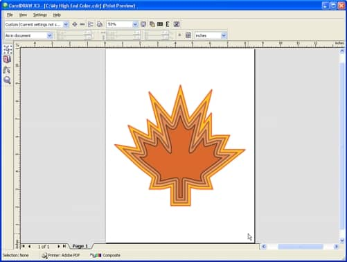 corel draw x3 portable скачать