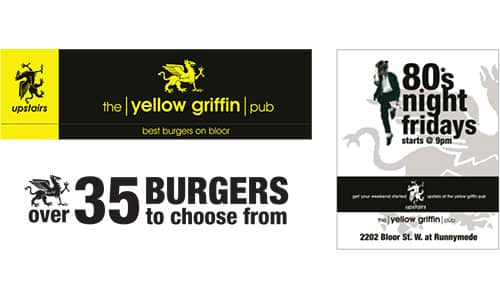 The Yello Griffin Pub