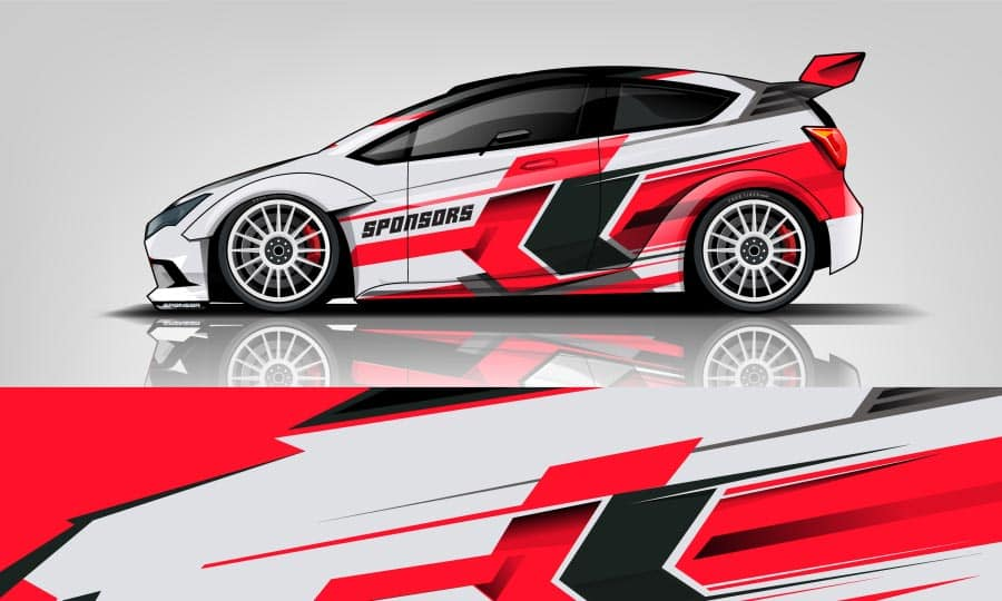 How To Design A Car Wrap In Coreldraw