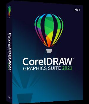 http://www.corel.com - CorelDRAW Graphics Suite 2021 für Mac, GrafikProgramm