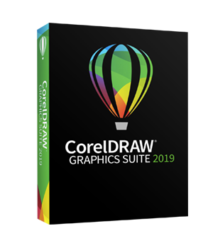 CorelDRAW Graphics Suite 2019 pour Windows, Programme graphique