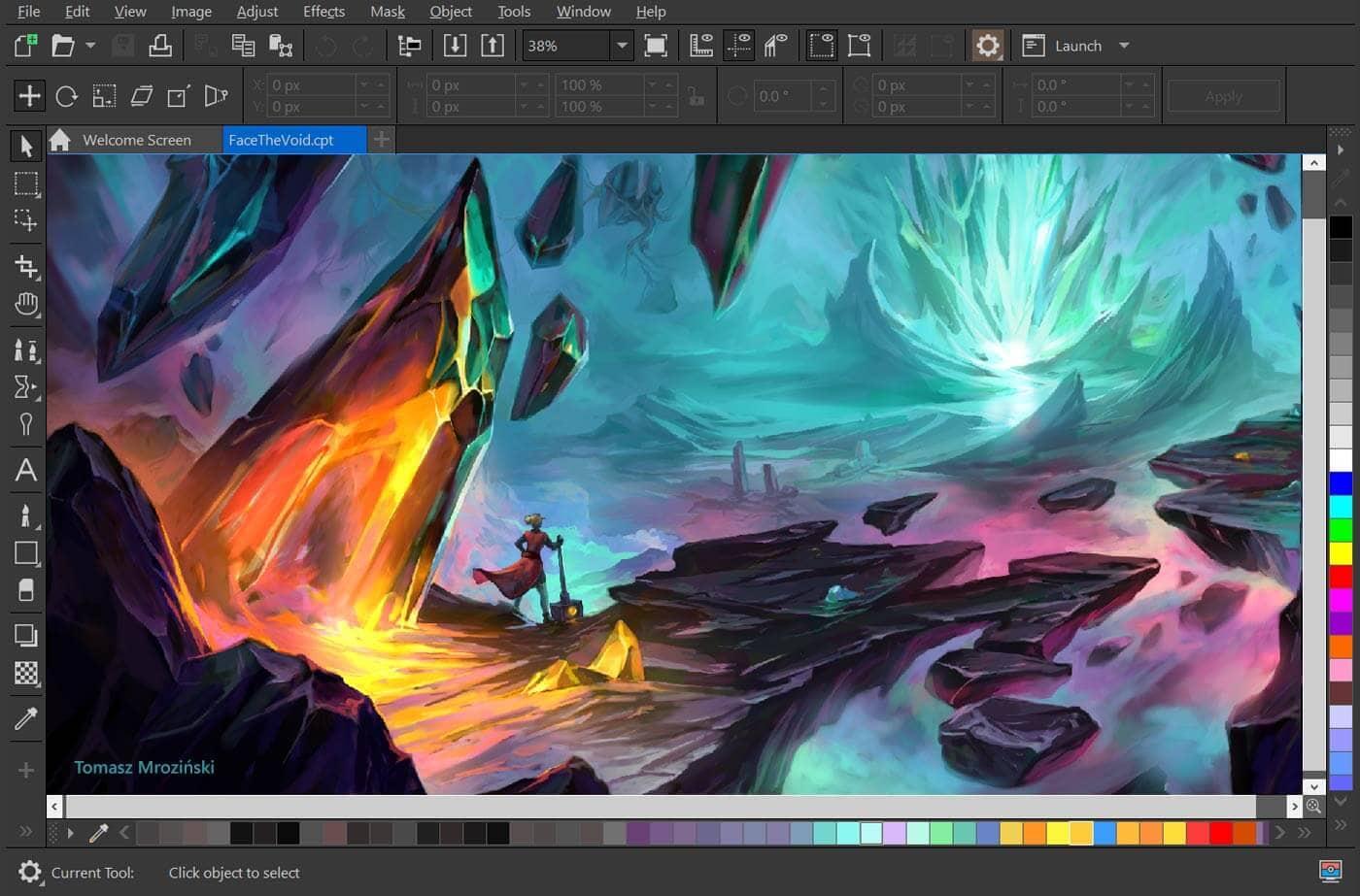 Graphic Design Software Coreldraw Graphics Suite 2020