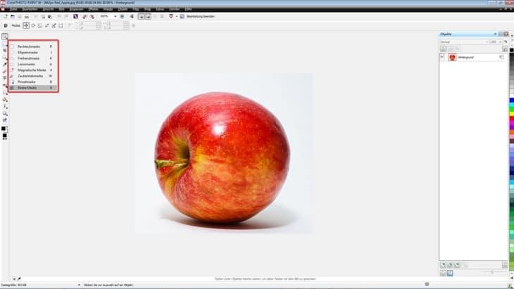 Photoshop bild ausschneiden und ohne hintergrund speichern