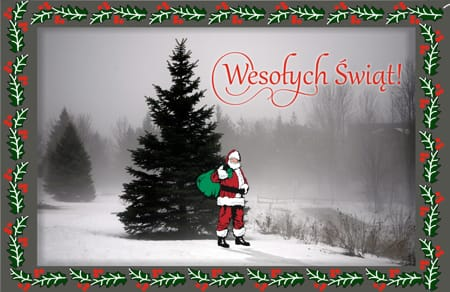 Znalezione obrazy dla zapytania cliparty kartka świąteczna