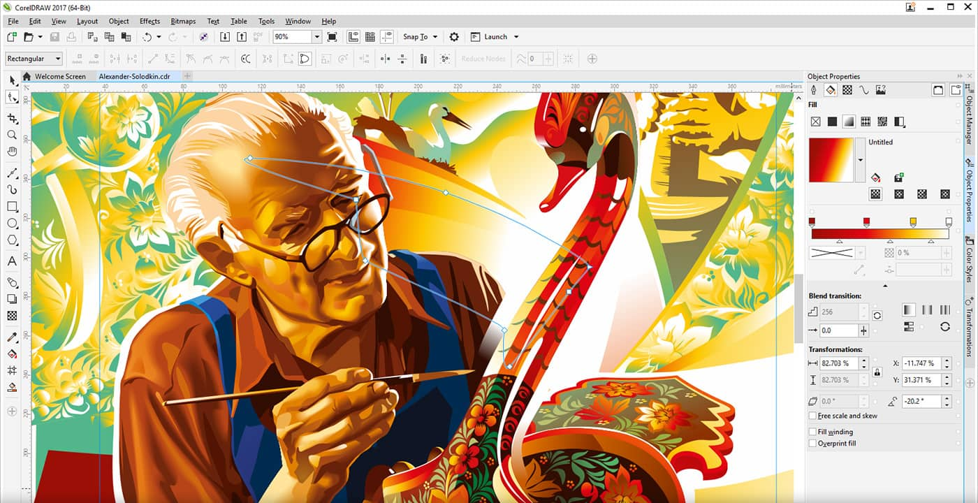 Corel ventura is now part of coreldraw: download your trial free now.