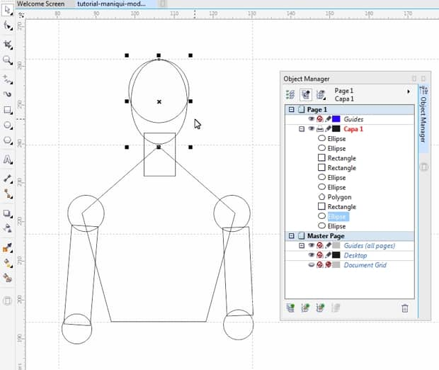 Coreldraw Graphics Suite Tutorials