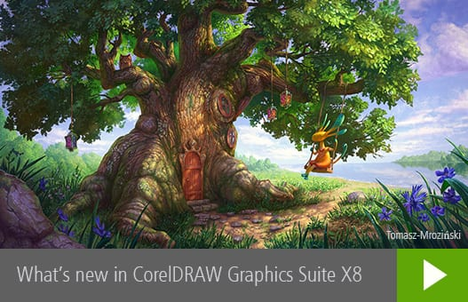 What's new in CorelDRAW's newest graphic design suite