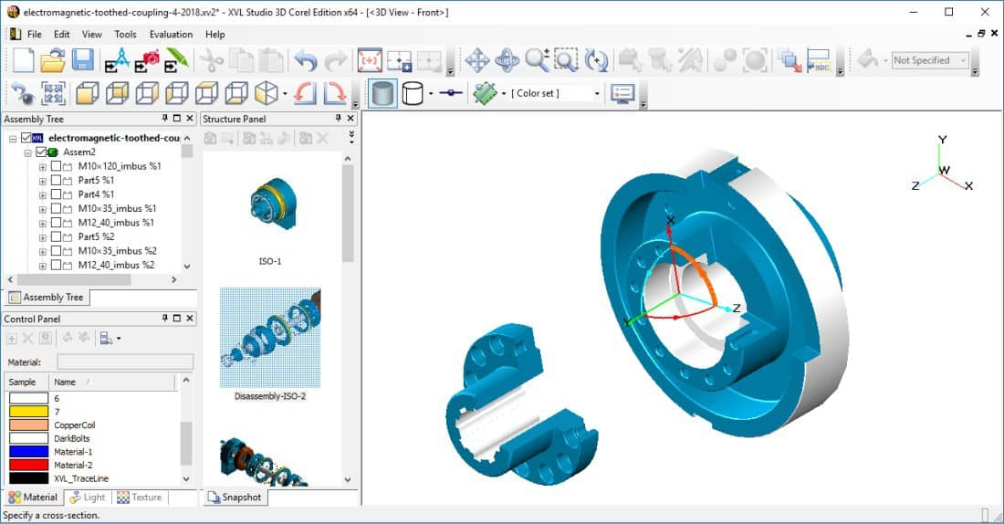 Technical Illustration Software Coreldraw Technical Suite 2018