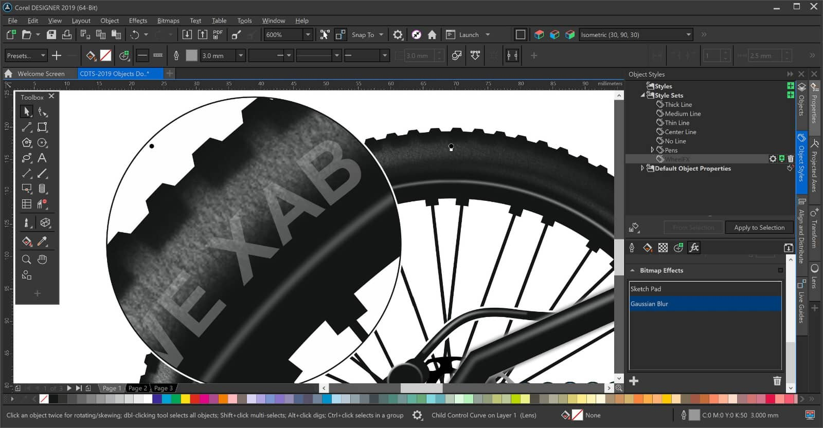 Technical Illustration Software – CorelDRAW Technical Suite 2019